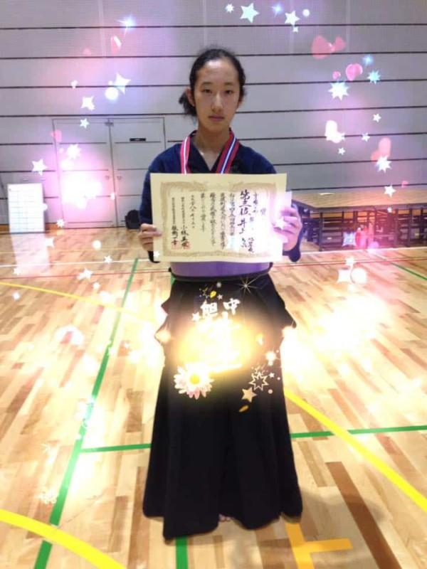 Rちゃん第3位おめでとうございます!!